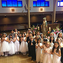 May Crowning with the First Communicants photo album thumbnail 1
